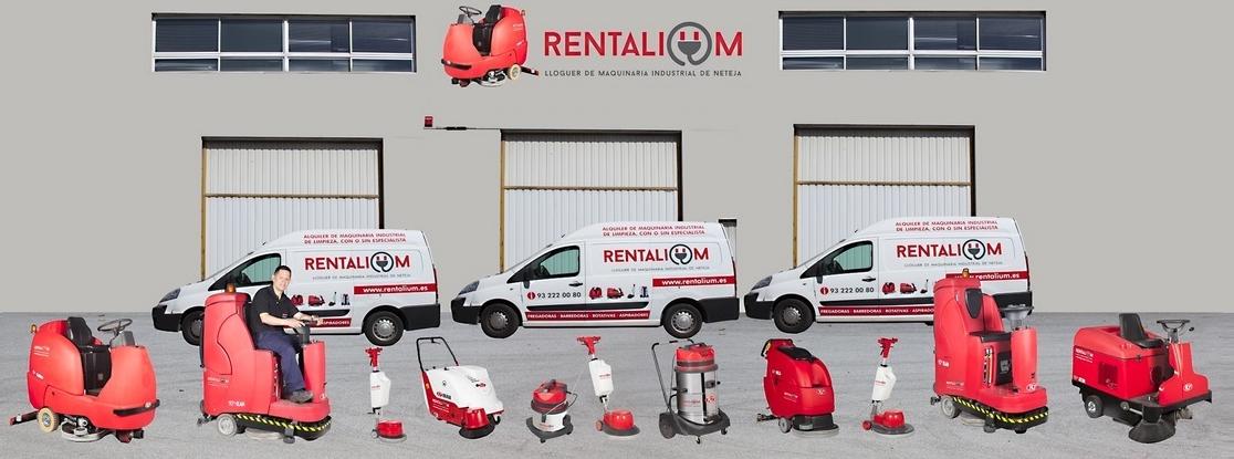 Rentalium: nuevo centro alquilador